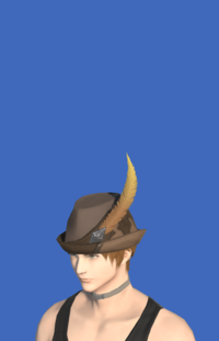 Model-Serge Hat of Healing-Male-Hyur.png