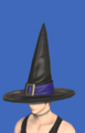 Model-Serpentskin Hat of Casting-Male-Hyur.png