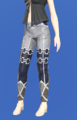 Model-Augmented Lost Allagan Pantaloons of Scouting-Female-AuRa.png