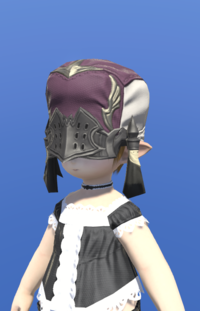 Model-Chimerical Felt Cap of Scouting-Female-Lalafell.png