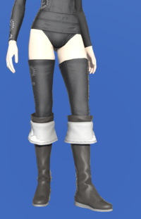 Model-Kirimu Boots of Healing-Female-Elezen.png