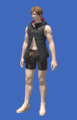 Model-Hooded Fireglass Leather Vest-Male-Hyur.png