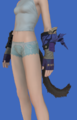Model-Replica Sky Rat Fingerless Gloves of Casting-Female-Miqote.png