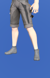 Model-Archaeoskin Boots of Scouting-Male-Miqote.png