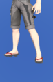 Model-Little Lord's Clogs-Male-Miqote.png