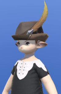 Model-Serge Hat of Healing-Male-Lalafell.png