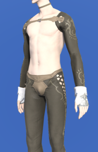 Model-Antiquated Seventh Heaven Fingerless Gloves-Male-Elezen.png