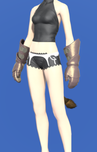 Model-Decorated Bronze Mitt Gauntlets-Female-Miqote.png
