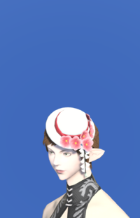Model-Eastern Socialite's Hat-Female-Elezen.png