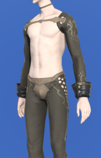 Model-Griffin Leather Cuffs-Male-Elezen.png