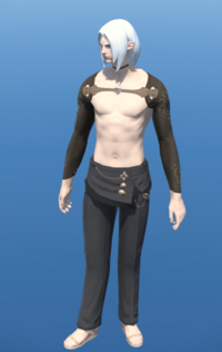 Model-Loyal Butler's Slacks-Male-Elezen.png