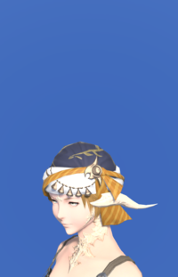 Model-Ala Mhigan Turban of Crafting-Female-AuRa.png