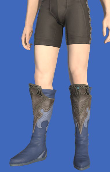 Model-Emerald Carbuncle Boots-Male-Hyur.png