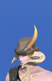 Model-Serge Hat of Healing-Male-AuRa.png