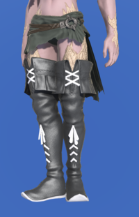 Model-Direwolf Thighboots of Healing-Male-AuRa.png