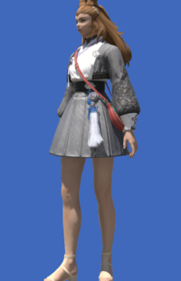 Model-Far Eastern Maiden's Tunic-Female-Viera.png
