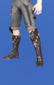 Model-Replica High Allagan Boots of Casting-Male-Miqote.png