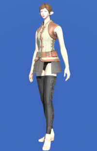 Model-Velveteen Doublet Vest of Crafting-Female-Elezen.png