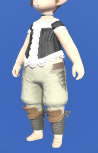 Model-Velveteen Sarouel of Gathering-Female-Lalafell.png