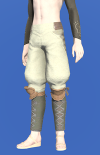 Model-Velveteen Sarouel of Gathering-Male-Elezen.png