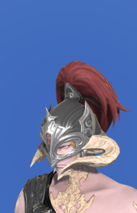 Model-Sharlayan Custodian's Helm-Male-AuRa.png