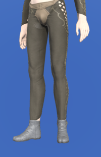 Model-Archaeoskin Boots of Scouting-Male-Elezen.png