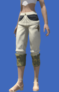 Model-Bloodhempen Trousers of Gathering-Female-Viera.png