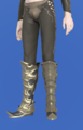 Model-Boots of the White Griffin-Male-Elezen.png