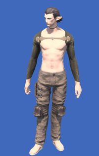 Model-Obsolete Android's Trousers of Striking-Male-Elezen.png