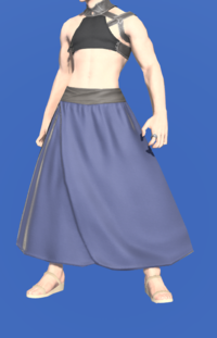 Model-Plain Long Skirt-Male-Miqote.png