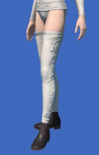 Model-Collegiate Shoes (Short Socks)-Female-Elezen.png