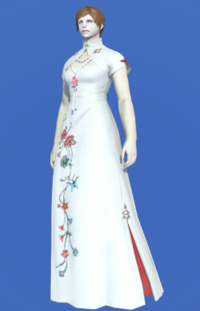 Model-Eastern Socialite's Cheongsam-Female-Roe.png