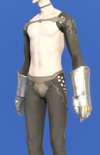 Model-Heavy Steel Gauntlets-Male-Elezen.png