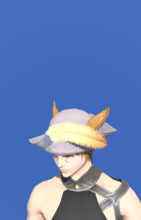Model-Aetherial Felt Cavalier's Hat-Male-Miqote.png