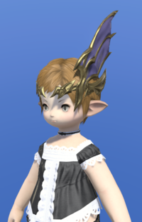 Model-Dreadwyrm Circlet of Striking-Female-Lalafell.png