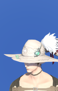 Model-True Linen Hat of Healing-Male-Elezen.png