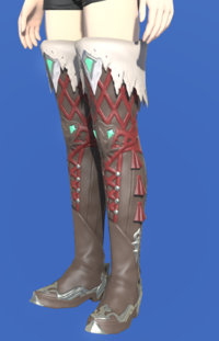 Model-Slothskin Boots of Healing-Female-Hyur.png
