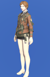 Model-Archaeoskin Jackcoat of Gathering-Female-Hyur.png