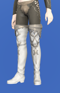 Model-Slothskin Boots of Striking-Male-Elezen.png
