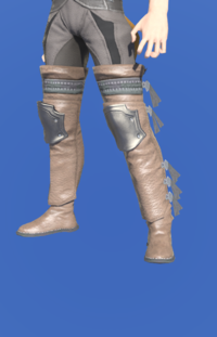 Model-Aetherial Ironclad Boots-Male-Miqote.png