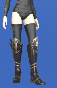 Model-Doman Steel Greaves of Fending-Female-Elezen.png