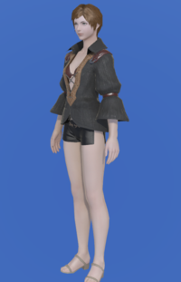 Model-Flame Sergeant's Shirt-Female-Hyur.png