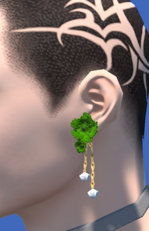 Model-Green Carnation Earring.png