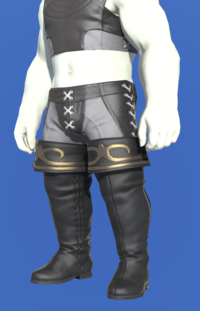Model-Gyuki Leather Highboots of Striking-Male-Roe.png