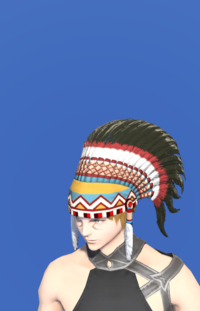 Model-New World Headdress-Male-Miqote.png