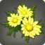 Yellow Daisy Corsage Icon.png