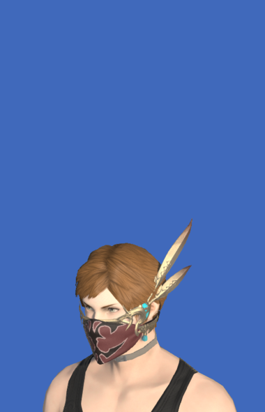 Model-Replica High Allagan Mask of Aiming-Male-Hyur.png