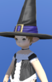 Model-Serpentskin Hat of Casting-Female-Lalafell.png