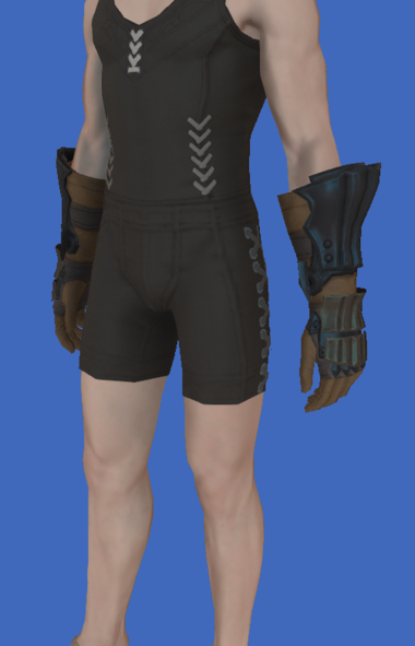 Model-Replica Sky Pirate's Gauntlets of Maiming-Male-Hyur.png