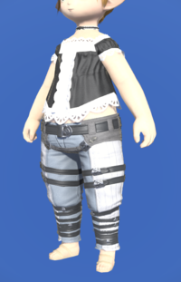 Model-Royal Volunteer's Trousers of Casting-Female-Lalafell.png